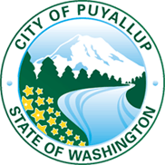 City of Puyallup - instructional design client logo