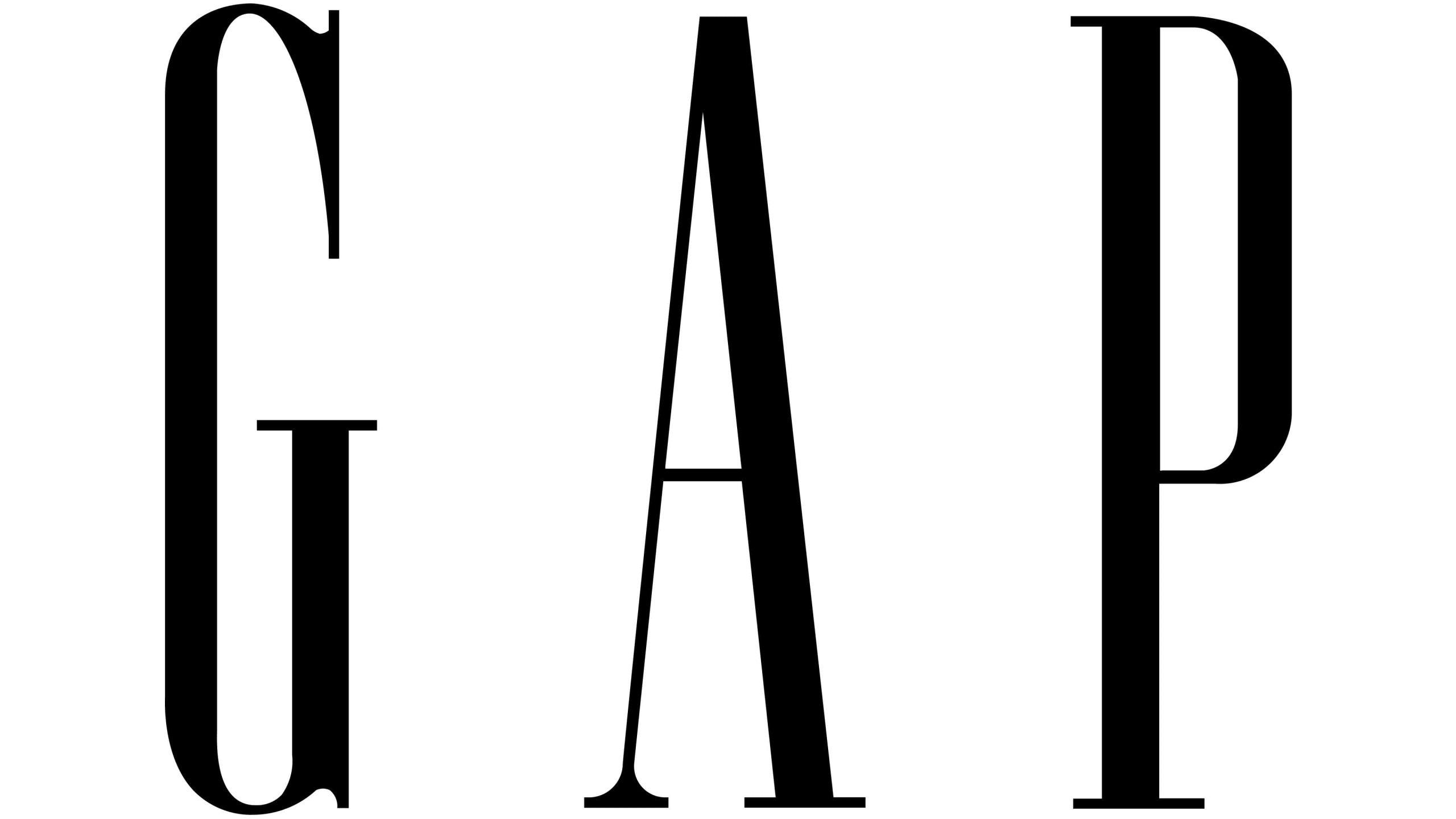 Gap - instructional design client logo