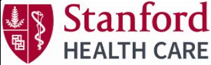 Stanford Healthcare - instructional design client logo